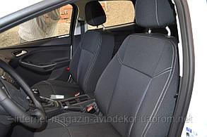 Авточехлы тканевые для Hyundai Sonata 2010- г.