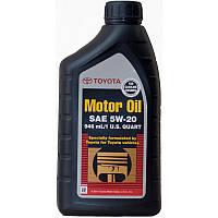 Масло моторное TOYOTA Motor Oil 0W-20 1
