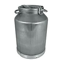 Фляга-бидон алюминиевая 40 литров.
