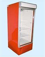Шкаф холодильный со стекляной дверью и лайт-боксом ШХС-0.6 Айстермо