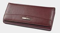 Длинный кожаный кошелек Tailian T 0826 brown