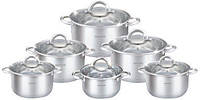 Набор посуды Bohmann 12 предметов ВН-1212PS
