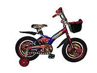 Детский велосипед Mustang Pilot Тачки колеса 14 дюймов