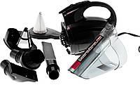 Автомобильный пылесос Heyner Cyclonic Power 240 12v 138w влажная и сухая чистка/ система 2х фильтров/подсветка
