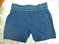 BX10050 Brubeck трусы мужские синие Short Boxer Comfort Cotton, фото 1