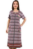 Новый женский халат из вискозы с 50-56