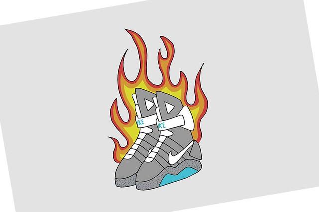 9 причин сжечь всю свою коллекцию кроссовок