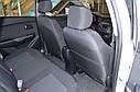 Чехлы из экокожи или экокожа+ткань Hyundai Santa Fe 2007-12г., фото 4