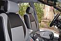 Чехлы из экокожи или экокожа+ткань Hyundai Santa Fe 2007-12г., фото 2