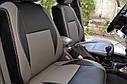 Чехлы из экокожи или экокожа+ткань Hyundai Santa Fe 2007-12г., фото 3