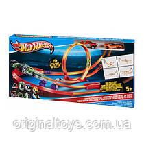 Игровой трек Hot Wheels Американские горки Y0276