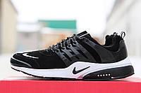 Мужские кроссовки Nike Air Presto Black/White