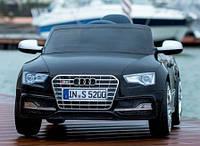 Эл-мобиль T-796 Audi S5 BLACK легковая на р.у. 6V7AH с MP3 109*61*37 ш.к. /1/