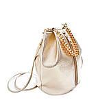 Стильна сумочка Polee Gold, фото 3