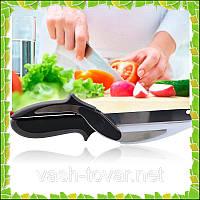 Кухонный нож-ножницы Samrt cutter