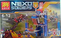 Конструктор Nexo 304 дет. В коробке 79244 Китай