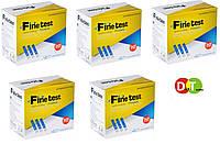 Тест-Полоски FineTest Premium (Файн Тест Премиум) 5уп. Выгодное предложение Срок 09.05.2021.