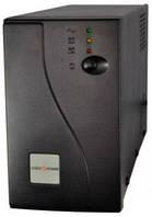 ИБП LogicPower U850VA AVR, 8,5Ah, интерактивный, USB, светодиодные индикаторы, защита от перегрузки,