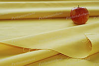 Ткань костюмная Днепро 1.19 - желтая