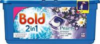 Капсулы для стирки Bold 2n1 29 шт