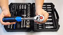 Набір інструментів Forsage 4941 (94 предмета), фото 3