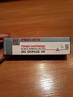 Тонер картридж Oki Okipage 4W black Print-Rite TFO004BPRJ