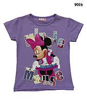 Футболка Minnie Mouse для девочки., фото 1