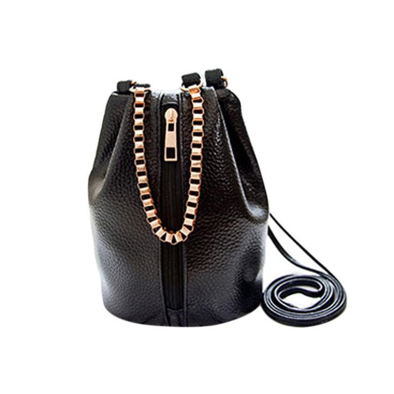 Жіноча сумка стиляга Polee Black