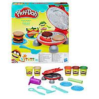 Игровой набор Play-doh Бургер гриль Hasbro B5521