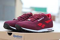 Мужские  кроссовки Reebok Classic Red