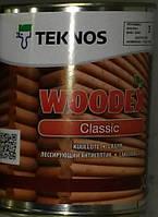 Антисептик WOODEX CLASSIC TEKNOS для дерева, 9л. Доставка НП бесплатно!