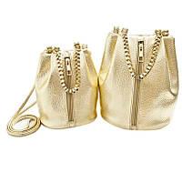 Женская сумка Polee Gold