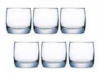 Набор стаканов низких 310 мл 6 шт Luminarс French Brasserie H9370. Стеклянные стаканы