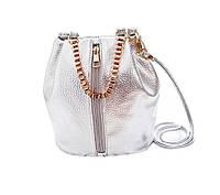 Женская сумка Polee Silver