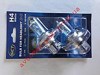 Лампы галогенные Mannol SCT H4 +30% Super White SET (в комплекте 2 шт)