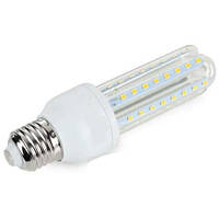 Светодиодная лампочка UKC 4018 E27 3U LED 7, энергосберегающая лампа, светодиодная led лампа лампочка 7 вт