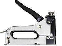 Степлер строительный 41-0906 металлический 4-14мм регулировка силы удара Master-tool
