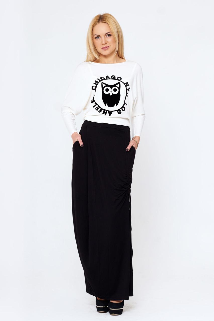 57665953a3b Длинная интересная юбка Дагмар - V Mode