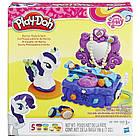 Игровой набор Play-doh Туалетный столик Рарити Hasbro B3400, фото 2