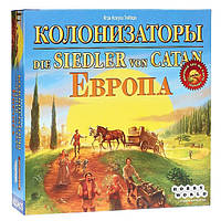 Настольная игра Hobby World Колонизаторы. Европа (Catan Histories: Merchants of Europe)
