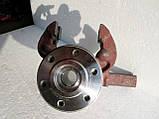 Кулак поворотный в сборе с подшипником и ступицей на Славуту, Таврию, фото 2