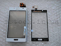Touch screen (Сенсор) LG P700/ P705 Optimus l7 белый
