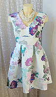 Платье красивое модное шикарное Closet р.44 7409