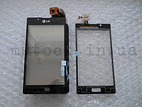 Touch screen (Сенсор) LG P700/ P705 Optimus l7 чёрный
