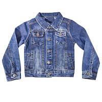 Пиджак джинсовый для мальчика ARMANI