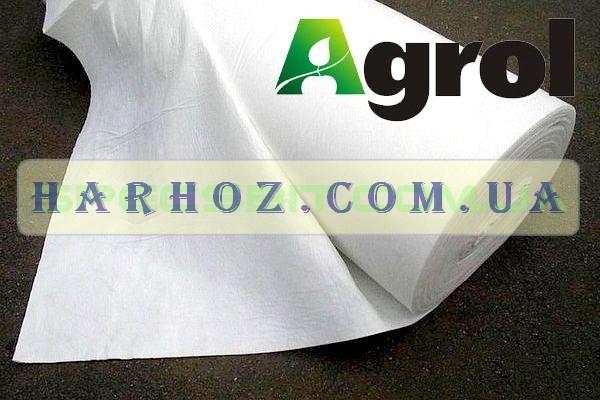 Агроволокно укрывное Agrol (Агрол) 60 г/м2 1,6х100