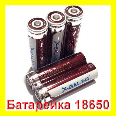 Батарейка BATTERY 18650 P, фото 2