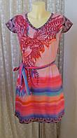 Платье туника летнее модное Smash р.44-46 7416, фото 1