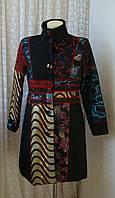 Пальто легкое красивое Dy design р.46-48 7418а
