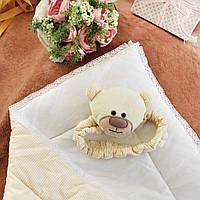 """Конверт-одеяло """"Teddy""""(венса-осень)"""